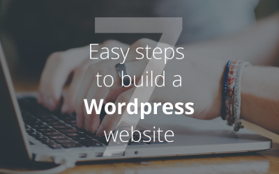 How to build a WordPress website in 7 easy steps